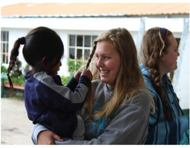 Central In Central America: Students Spend Week In Guatemala Mission