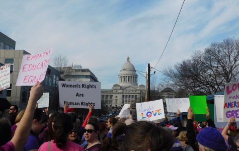 Gallery: Women's March On Little Rock