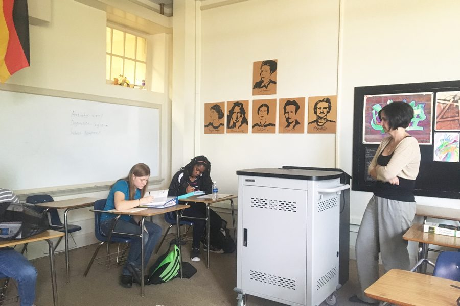 Newest AP Classes Teach Students Life Skills, Prepare For College