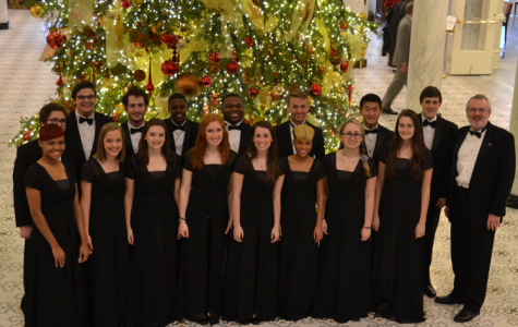 Gallery: Madrigals Make Rounds Around Town