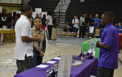 Gallery: College, Career Fair