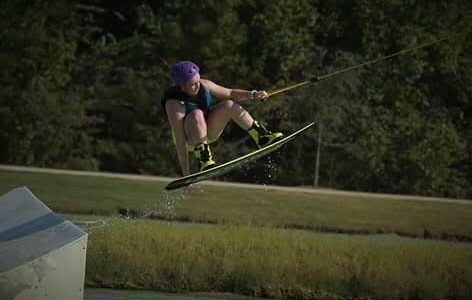 Wake-Boarding Prodigy Seeks New Challenges, Finds Focus In Sport