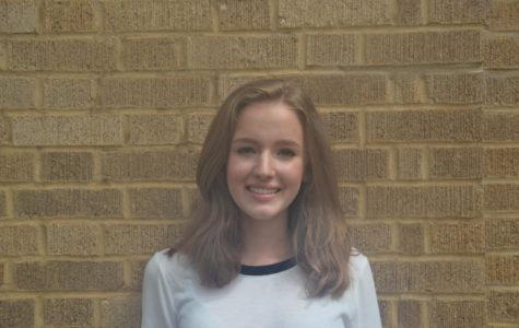 Jessie Bates: Staff Writer