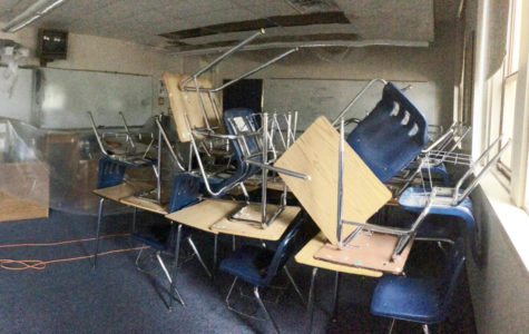 The Great Flood of Central: Flood Waters Soak Classrooms