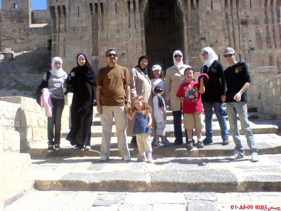 The family of Senior Leen Abochale
