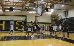 Boys Basketball Team Excited for Start of Season