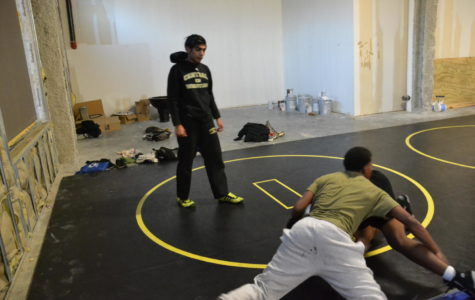 Wrestling Team Dominates at Competition
