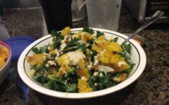 Take Advantage of Seasonal Produce with Fall Harvest Kale Salad