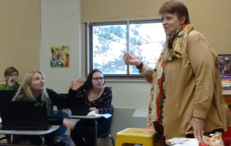 Beloved German Teacher Shows Past, Teaching Inspiration