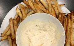 Fries Provide Healthy, Easy Way To Make Snack