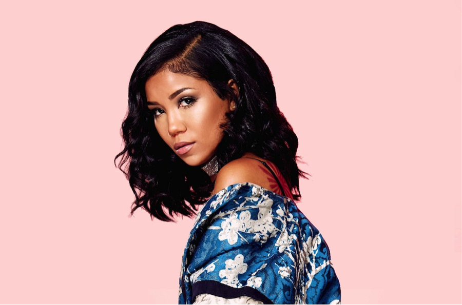 "Jhene Aiko first big industry break was when she realeased with her ""Sailing Soul(s)"" mixtape in 2011; which featured songs with A-list celebrities: Kanye West, Drake, and Miguel. (photo creds: https://kelandmelreviews.com/2017/06/13/jhene-aiko-while-were-young/)"