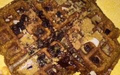 Vegan Pumpkin Waffles Satisfy Sweet Tooth Seasonally