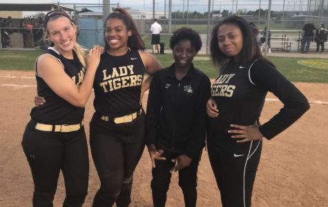 Tiger Softball Hits It Out Of The Park