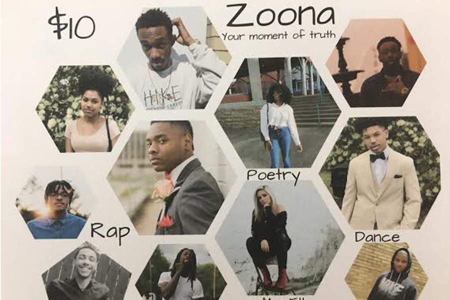 Zoona will be held at the Arkansas Dream Center at 6p.m. on May 5th