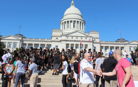On Sept. 15, members of the community came together for the Victory Walk in support of Victory Over Violence.