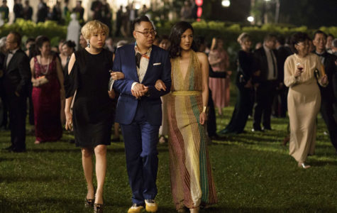 Crazy Rich Asians Provides Original, Romantic Movie