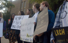 Teachers, Students Picket For Change, Rights