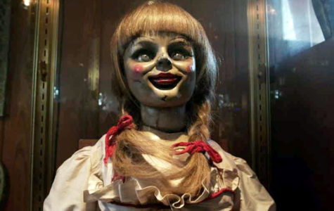The Conjuring features many horrifying creatures, including Annabelle, a demon-possessed doll. (photo courtesy of New Line Cinema)