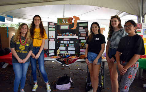 Central Students Represent Clubs in World Fest Competition