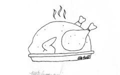 Thanksgiving Creates Stress, Feeds Consumerism