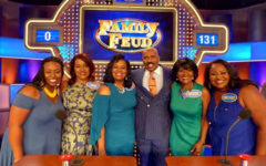 Special Education Department Head Deloney Competes on Family Feud