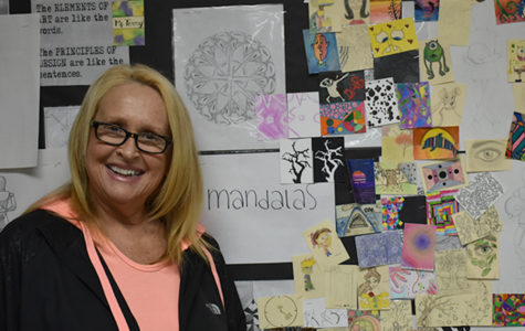 Art Teacher Fosters Creativity, Discovery Among Students