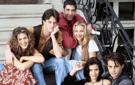 The One Where Friends Plans to Leave Netflix