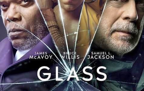 Glass Introduces Unexpected Superheroes