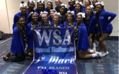 Cheer Team Wins Grand Nationals