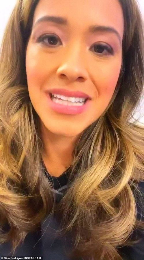 Actress Gina Rodriguez, a non-black person of color, provoked controversy when she was caught saying the n-word on her Instagram Live.