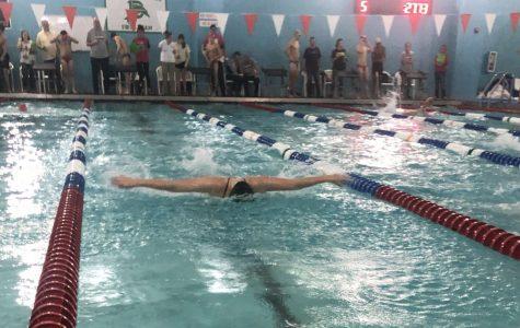 Swimmers Start Season Strong