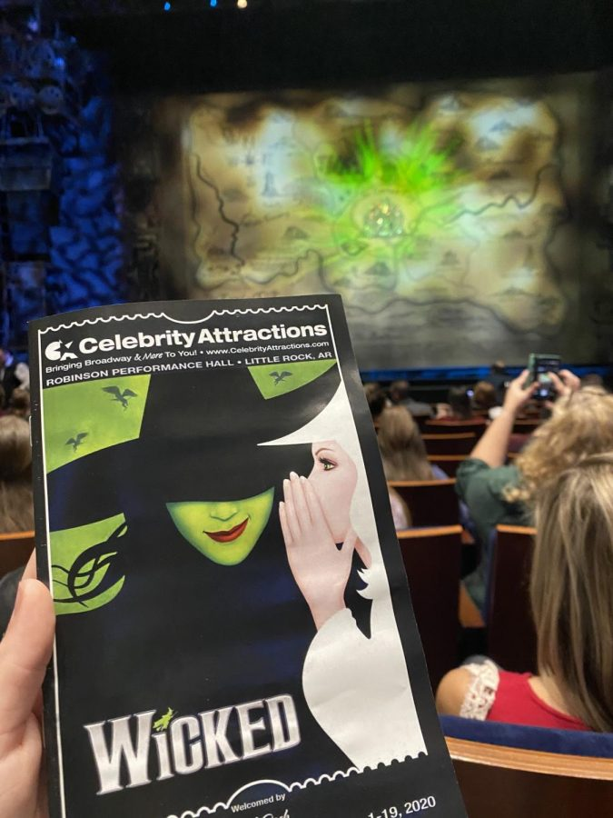 Wicked Production Entertains Little Rock Crowds