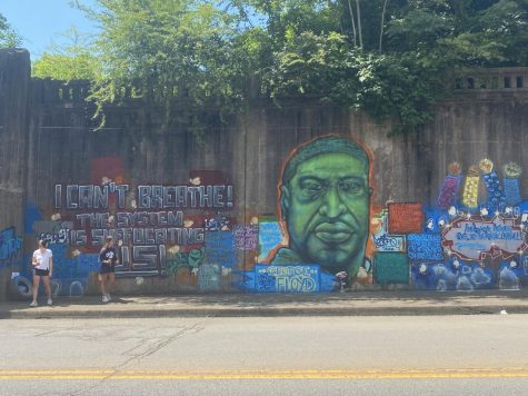 Black Lives Matter Murals Make Powerful Protest Statements