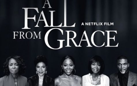 A Fall from Grace, Tyler Perry's Netflix debut, spins a strange yet compelling tale of a woman accused of the murder of her husband.