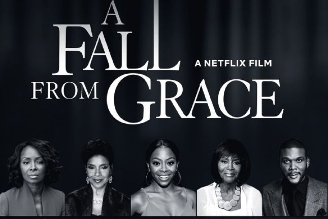 A+Fall+from+Grace%2C+Tyler+Perry%27s+Netflix+debut%2C+spins+a+strange+yet+compelling+tale+of+a+woman+accused+of+the+murder+of+her+husband.