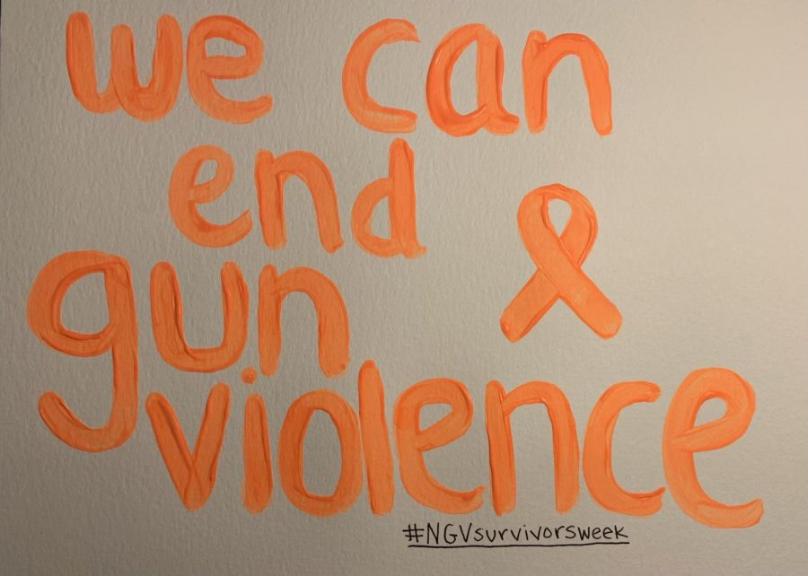 Gun Violence Awareness Week Pays Tribute to Victims, Survivors