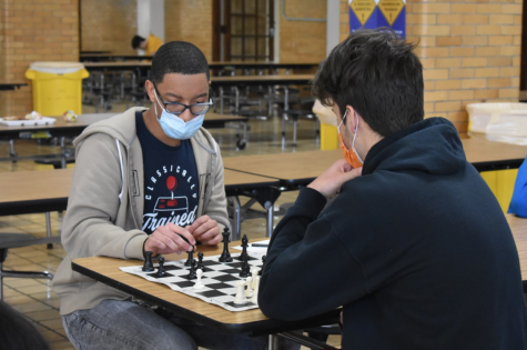 Checkmate: Chess Club Members Compete in In-School Tournament